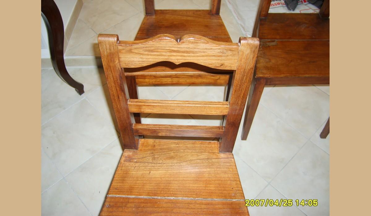 Sedie Rustiche In Legno.Sedie In Legno Rustiche Latest Sedia In Legno Rustica In Faggio